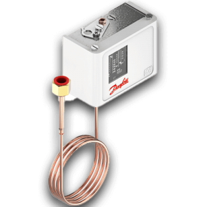 کنترل کننده فشار پایین دانفوس – KP1 بدون ریست