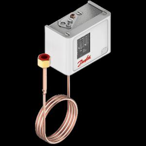 کنترل کننده فشار بالا دانفوس – KP5 ریست دار