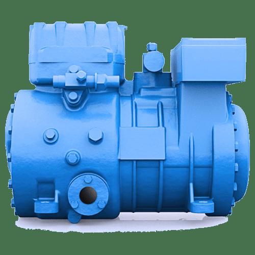 Frascold Reciprocating Compressor D01